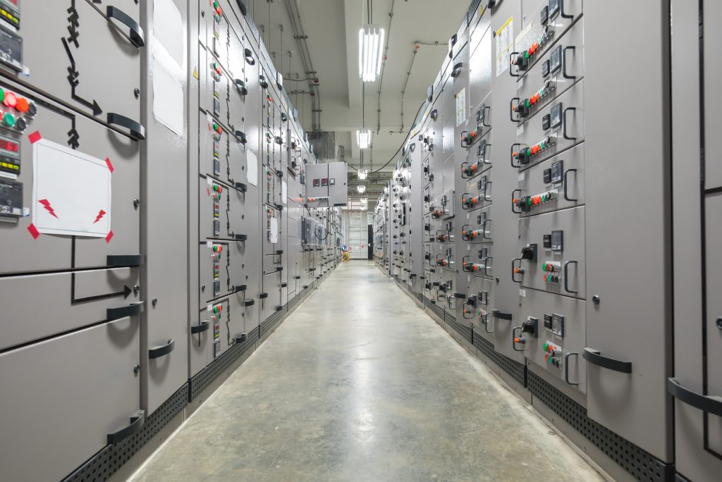 Engineer and Design Power Distribution Center